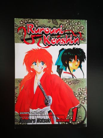 Rurouni Kenshin 1º Volume