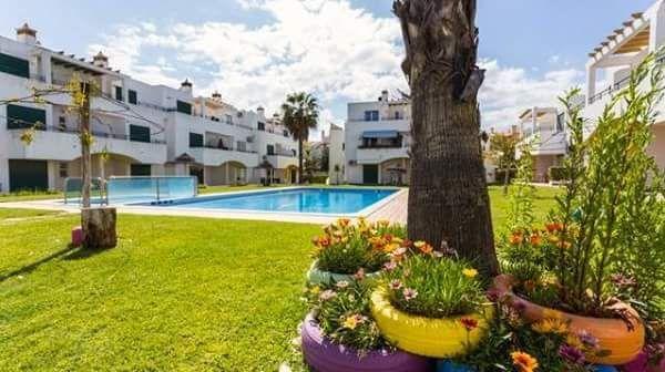 T2 em Vilamoura - Aldeamento c/piscinas