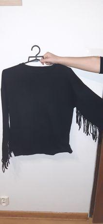 Bluza z fredzlami RESERVED rozm M