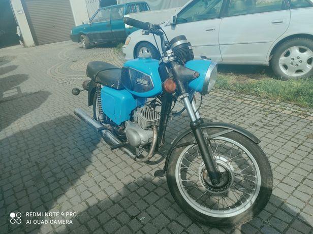 MZ ts 150 etz zamiana na motocykl quad cross prl