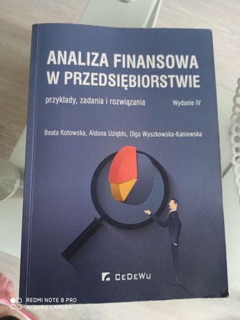 Analiza finansowa w przedsiębiorstwie