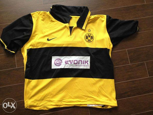 Camisola de Futebol do Borussia de Dortmund - Alemanha