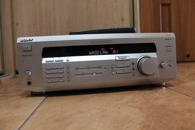 Amplituner Kino Domowe 5.1 Sony STR-DE435 PILOT