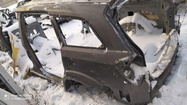 Кузов Dodge Journey (Черветина чвартка черверть лонжерон)