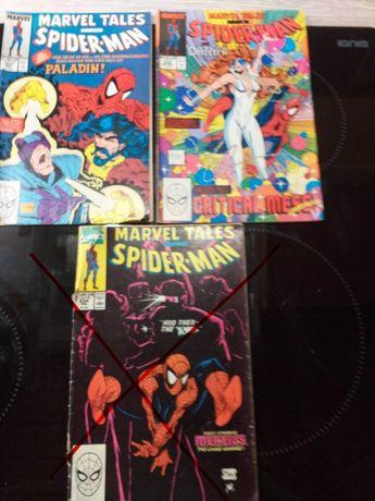 Marvel tales featuring Spider Man KOMIKS 3 zeszyty