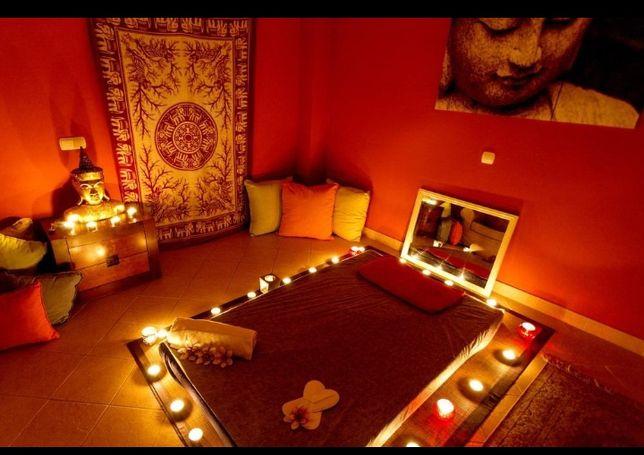 Massagem relaxante arabe