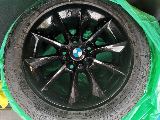 BMW felgi 16 cali + opony