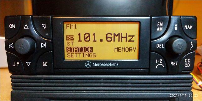 Штатная магнитола автомагнитола Мерседес Mercedes BO1150