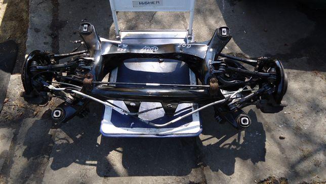 Wózek belka zawieszenie tył BMW F20 4X4
