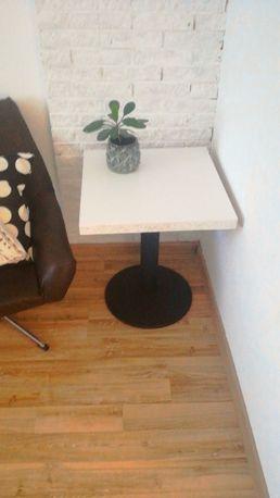 modny NOWY stolik kawowy black&white