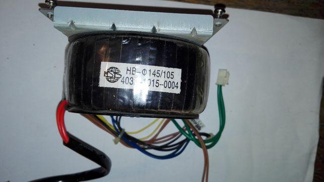 Transformator toroidalny HB-0145/105symbol w opisie (lipa) sprawny