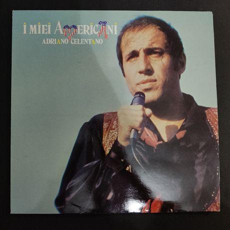 I miei Americani - Adriano Celentano -winyl / płyta winylowa -stan EX-