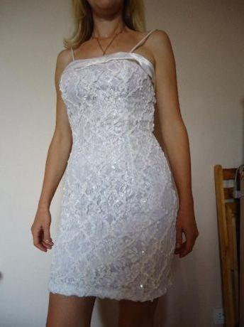 Свадебное вечернее выпускное платье р. 44-46