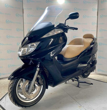 Японский Макси-скутер Yamaha Grand Majesty 400cc Кредит