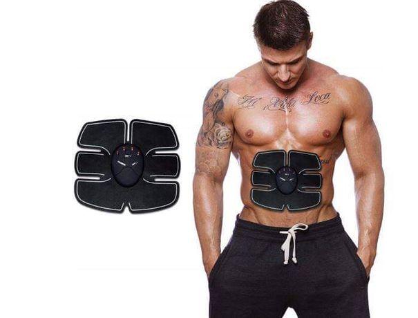 Elektrostymulator symulator mięśni brzucha
