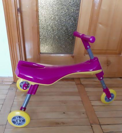 Велобіг для найменших