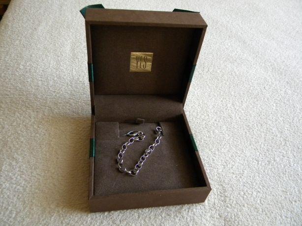 Bransoletka srebrna próba 925 rozmiar 19 Promocja