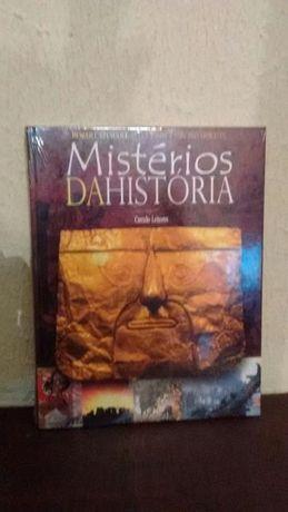 mistérios da história.