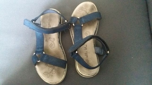 Nelli blu sandały dziewczęce rozm. 32