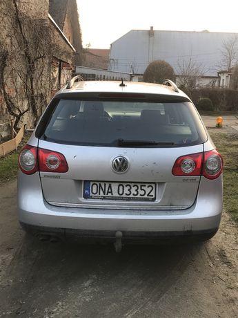 VW Passat B6 2006r. DSG6