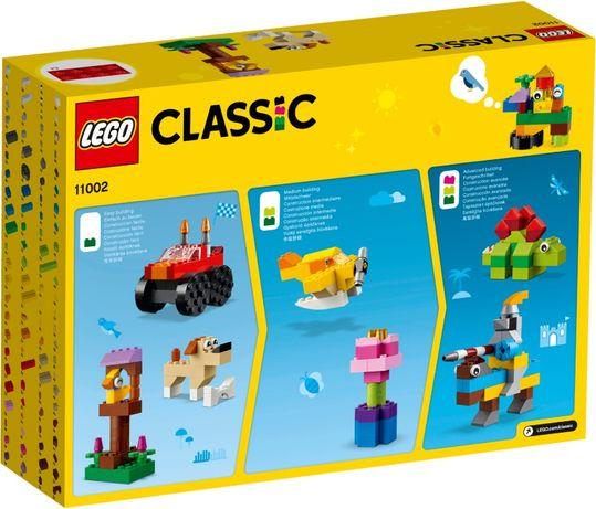 LEGO 11002 Basic Brick Set (базовый набор кубиков)