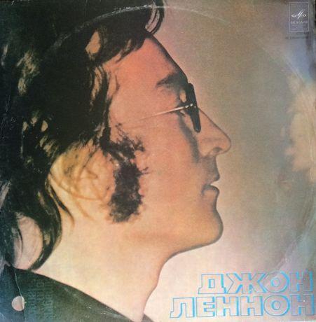 Винил John Lennon -IMAGINE (1971г. Мелодия,СССР)