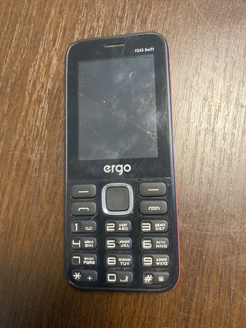 Телефон ergo