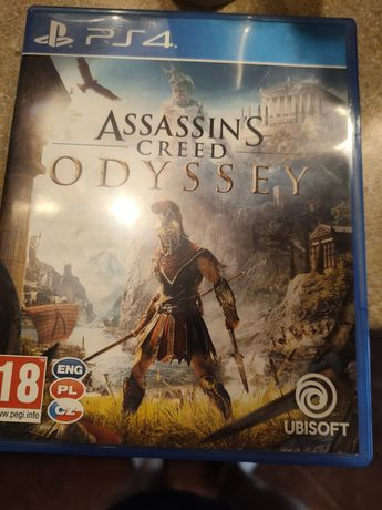 PS4 gra Assassin's Creed Odyssey