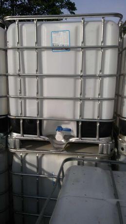 zbiornik 1000l na wodę szambo mauzer 1000 litrów