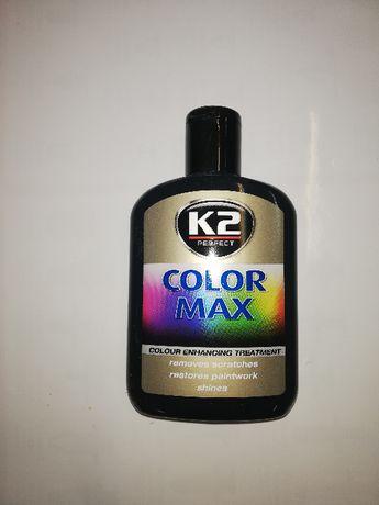 wosk koloryzujący K2 czarny 200ml