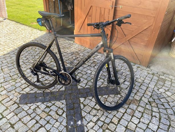 Rower Crossowy CUBE Nature Pro kola 28/ XT/Deore