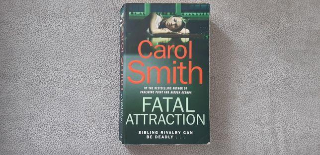 Carol Smith - Gadał Attraction; książka PO ANGIELSKU angielski