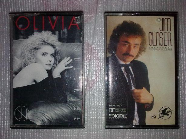 Раритетные аудиокассеты made in USA 80-х годов.