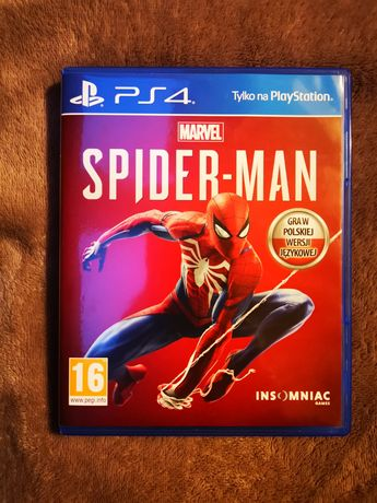 Spider-Man PS4 - Spiderman PlayStation 4