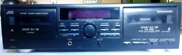 Magnetofon JVC TD-W208 Double Cassette Deck
