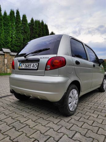 Daewoo Matiz 2007р., 68000 тис.