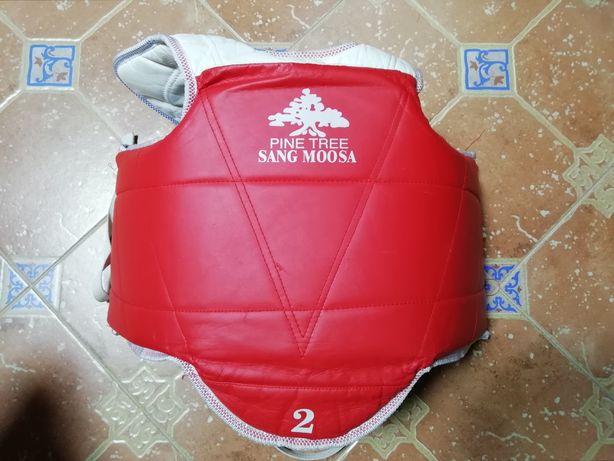 Proteção taekwondo