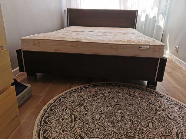 Łóżko sypialniane 140x200 +materac, stelaż