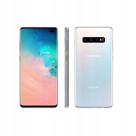 Samsung Galaxy S10 Prism White 128 GB idealny