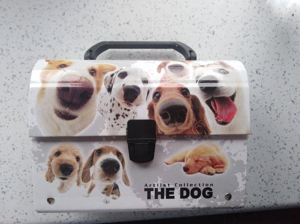 Kuferek/teczka The Dog