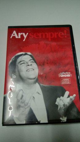 CD duplo Ary Sempre! - Edições Avante