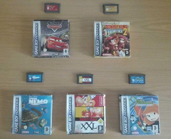 Jogos de Gameboy