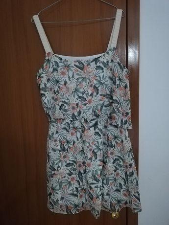 Vestido florido verão