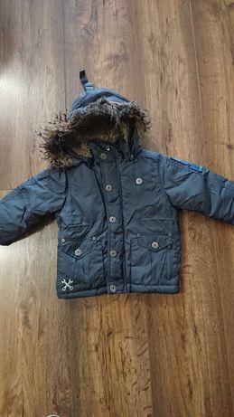 Piękna kurtka dla chłopca