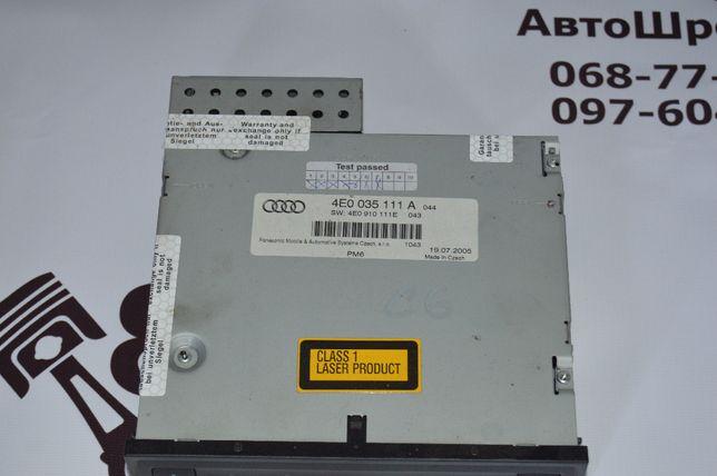CD Changer СД Ченжер 4E0035111 CD Player 4f0035769 Audi A6 C6