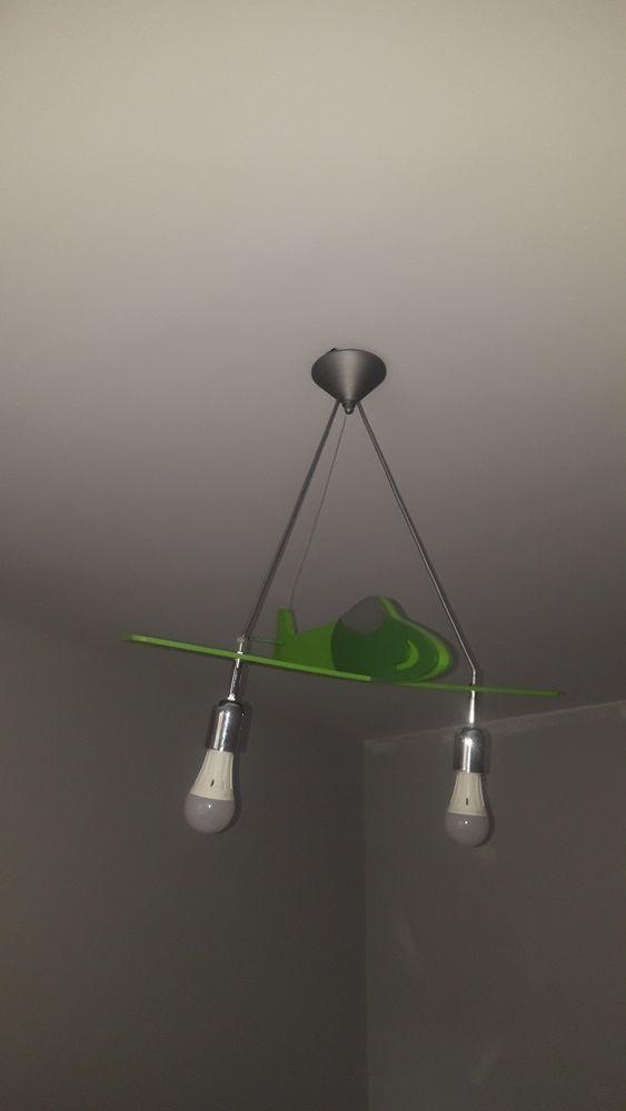 Lampa samolot do pokoju chłopięcego Mielec - image 1