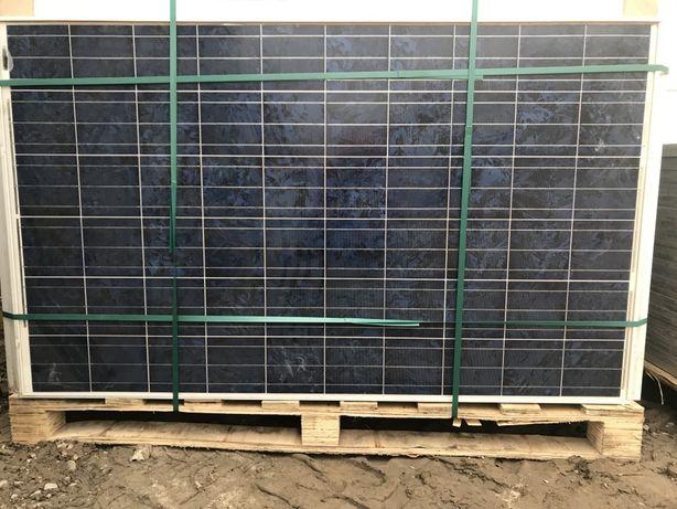 Сонячні панелі 235/240 ват полікристал
