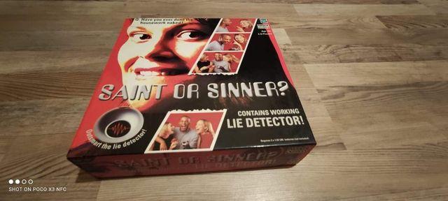 Saint or sinner gra towarzyska  wykrywacz kłamstw 18+ dla dorosłych
