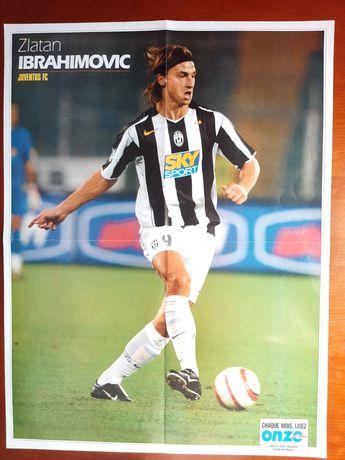 Póster Zlatan Ibrahimovic - Juventus