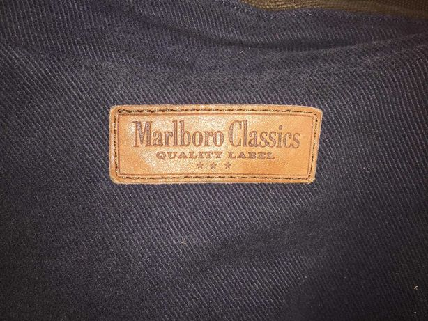 casaco homem MALBORO